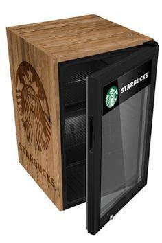 Filines Testblog: Gewinnankündigung Starbucks Mini-Kühlschrank, Star...