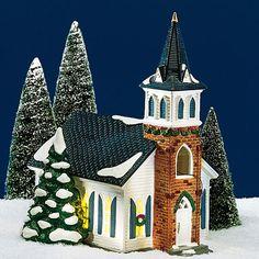 images of dept 56 snow village - Google Search