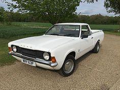 **SUPER RARE** 1976 FORD CORTINA MK3 'BAKKIE' PICKUP **ORIGINAL CAR**ESSEX V6**