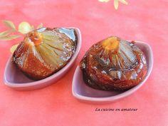 La cuisine en amateur de Maryline: Figues au Porto