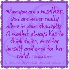 Mothers...