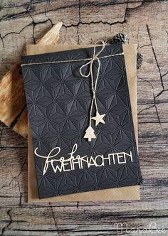 Black and Gold (MaraBee's world) - Karten Weihnachten - Noel Diy Father's Day Gifts, Father's Day Diy, Fathers Day Cards, Scrapbook Designs, Winter Cards, Stamping Up, Scrapbook Cards, Cardmaking, Christmas Cards
