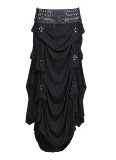 797bb54b95 An indulging skirt inspired by the mysterious world of Gothic! It creates a  vintage look