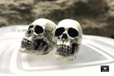 2Pcs Skull Air Valve Stem Caps Ventil Kappe Skull Ventilkappen Skulls for Road     eBay