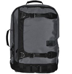 Best Laptop Backpack for Travel Business School Cleverly Morphs into Briefcase Shoulder Satchel Used for Hiking or College Book Bag Classy Design by Dusroc w Leather Trim Chrome Hardware ** See this great product. Best Laptop Backpack, Best Travel Backpack, Travel Luggage, College Book Bag, Hiking Tips, Outdoor Gear, Outdoor Stuff, Outdoor Spaces, Laptop Computers