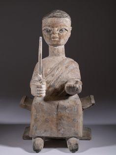 Ewe statue from Togo-Ghana
