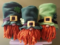 Leprechaun Gnomes