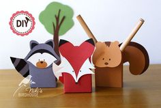 Hey, I found this really awesome Etsy listing at https://www.etsy.com/listing/163221163/fox-racoon-squirrel-favor-bag-template
