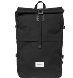 Buy the Sandqvist Bernt Cordura Roll Top Backpack in Black from leading mens fashion retailer END. - only Fast shipping on all latest Sandqvist products Notebook Rucksack, Laptop Rucksack, Unique Backpacks, Men's Backpacks, Jack Wolfskin Rucksack, Burton Rucksack, Roll Top, Weekend Hiking, Fashion Bags