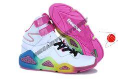 Cheap Buy White Pink Reebok CL Chi-Kaze Womens shoes Festive Price