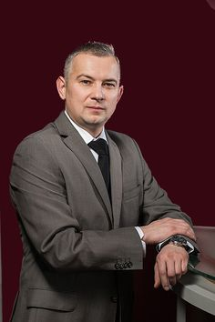 Wojciech Fedryna- Dyrektor ds. Bezpieczeństwa i Zarządzania Ryzykiem Imperial Tobacco Polska SA.