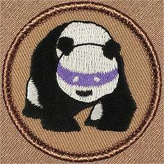 Ninja Panda Patrol Patch (#123)