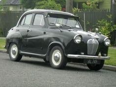 Austin 4 door saloon in NZ Holding Company, Morris Minor, Motor Company, Old Cars, Mini, Vintage Cars, Jeep, Classic Cars, Motorcycles