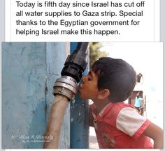 Screw Israel and screw Egypt. Actually do what your suppose to do and care for your people not help kill them and make them suffer. The leaders of today's countries disgust me.