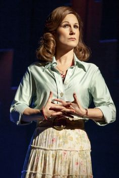 Best Performance by a Featured Actress in a Musical nominee, Stephanie J. Block in Falsettos (2016).