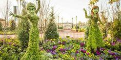 Novedades del Flower and Garden Festival de Epcot -...