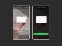 Document Scanner App, App Ui