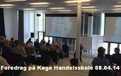 """110 jobsøgere mødte op i går for at høre mit foredrag """"Sådan arbejder en Headhunter""""på Køge Handelsskole, som virker til at være en god skole. Tak for oplevelsen og alle jeres spørgsmål #boostdinjobsøgning"""