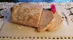 Vegan Bread, Yeast Bread, Breads, Easy Meals, Organic, Homemade, Baking, Recipes, Food