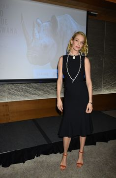 Forevermark Hosts Dinner Benefiting Rhino Rescue in Botswana