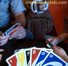 Top 5 Favorite Card Games for Young kids