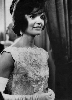 Jacqueline Kennedy was the toast of Paris when the president took his first trip abroad at a state dinner at the Elysee Palace.