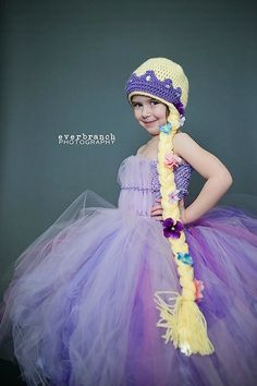 Rapunzel inspired hat  rapunzel  tangled  by LittleSunshineShop11