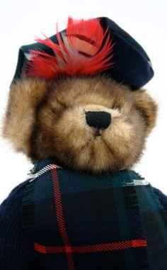 'Hamish' The Teddy Bear