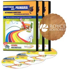 Competencias para Primaria 3 CD ROMs. Más información en www.placismo.com