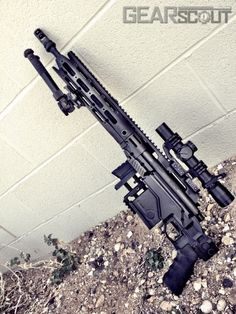 """Remington RACS in 300BLK Some guys have project ARs, but here's what you build """"for the hell of it"""" when you work for Remington Defense."""