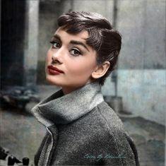 Audrey Hepburn 1953   Flickr - Photo Sharing!