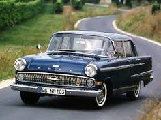 Opel Kapitän My father drove this car when we lived in Bad Homburg in the early sixties. 50s Cars, Retro Cars, Vintage Cars, Good Looking Cars, Classic Mercedes, Old Classic Cars, Sport Cars, Cars And Motorcycles, Luxury Cars