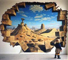 44 Best 3d Murals Images 3d Street Art Amazing Street Art Murals
