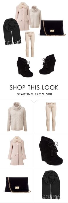 """""""Untitled #301"""" by aazraa ❤ liked on Polyvore featuring Miss Selfridge, Jessica Simpson, Rodo and BeckSöndergaard"""