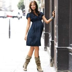 выкройки платьев для беременных