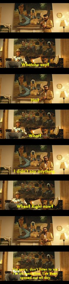 The Royal Tenenbaums - Directed by Wes Anderson #TheRoyalTenenbaums #WesAnderson