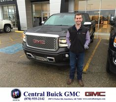 It was a pleasure to do business with Central GMC and Mr. Justin Duckert! This was a particularly bust time of the year for me and Justin did everything he could to accommodate my work and life schedule. I would definitely encourage anyone to contact this business and speak to Justin for your next vehicle! A+++ - Brian Emison, Friday, January 02, 2015 http://www.centralbuickgmc.com/?utm_source=Flickr&utm_medium=DMaxx_Photo&utm_campaign=DeliveryMaxx