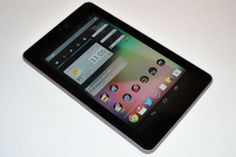Nexus 7 presented in a hands-on video before its official launching