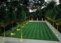 38 ideas for garden design rectangle outdoor spaces #garden