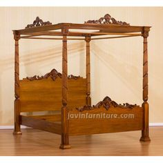 canopy beds | Four Poster Canopy Bed | Antique 4 Poster Bed Frame