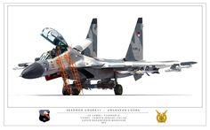 "INDONESIAN AIR FORCE . TENTARA NASIONAL INDONESIA ANGKATAN UDARA Skadron Udara 11 ""The Thunders"" Hasanuddin AB"