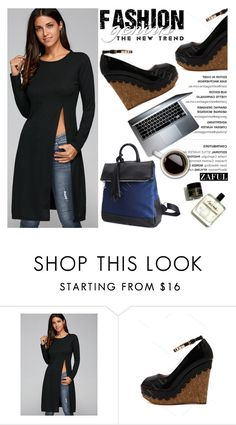 """Fashion genius!"" by helenevlacho ❤ liked on Polyvore featuring zaful"