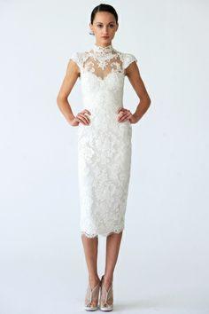 Marchesa FW12 Dress 17   Martha Stewart Weddings