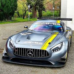 Mercedes-AMG GT3 Check Out @wolf_millionaire for our GUIDES To GROW Followers & Make MONEY @wolf_millionaire CLICK LINK IN BIO FREE GUIDES-> www.WolfMillionaire.com Check Out @wolf_millionaire #WolfMillionaire Photo by @expensiveroadcars #MercedesBenz #AMG #GT #MercedesBenzAMGGT #MadWhips