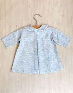 soft, sweet baby dress