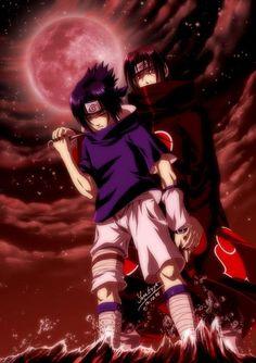 """Sasuke blinded from the truth. Itachi puppet, placed in the path to have his vengeance."" Gaara, Sasuke And Itachi, Shikamaru, Naruto Run, Naruto Team 7, Anime Naruto, Anime Manga, Hinata, Naruto Shippuden"