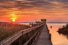 Outer Banks, North Carolina. I would love to visit there someday.