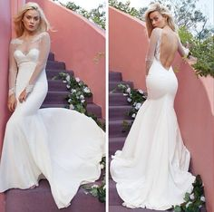 The Verona gown by Katie May