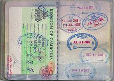 http://usa.mycityportal.net - USA Passport: Cambodia, USA - #usa #america