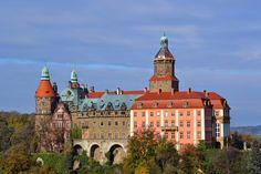JPG: Zamek Książ